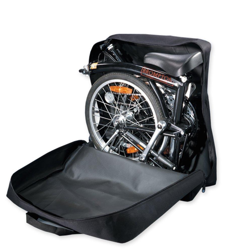 B y W Folding Bike Bag - Negro, 600 x 200: Amazon.es: Deportes y aire libre