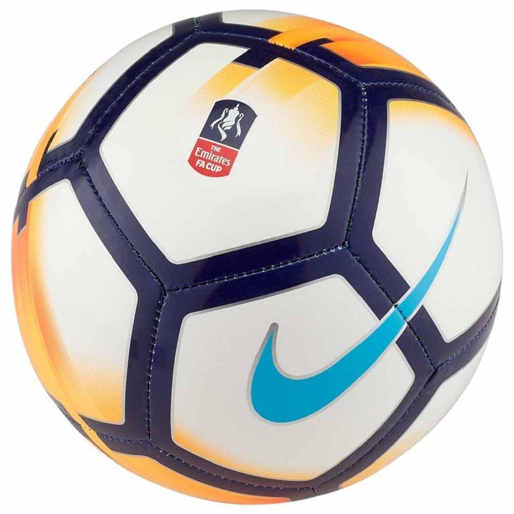 Nike Skills FA Cup 2017 - 2018 pequeño fútbol tamaño 1 Blanco ...