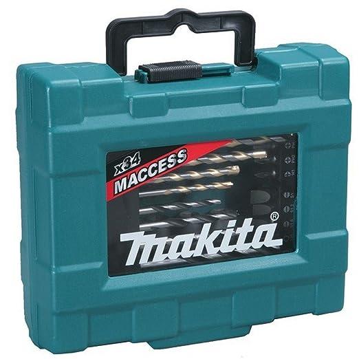 2 opinioni per Makita D-36980 Set da 34 Punte da Trapano