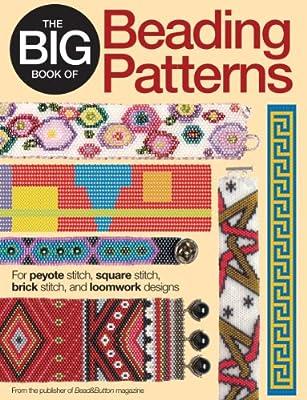 Kalmbach Publishing Books-The Big Book Of Beading Patterns