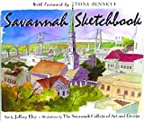 Savannah Sketchbook, Jeffrey Eley, 1589801024