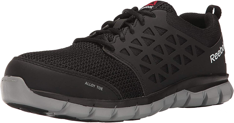 Reebok Work Men's Athletic Oxford Industrial & Construction Shoe