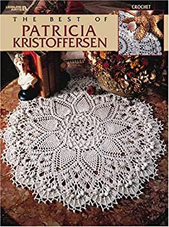 Best Of Patricia Kristoffersen Leisure Arts 3261