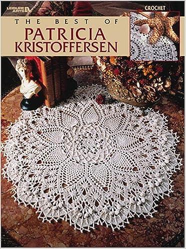 Best Of Patricia Kristoffersen Leisure Arts 3261 Patricia
