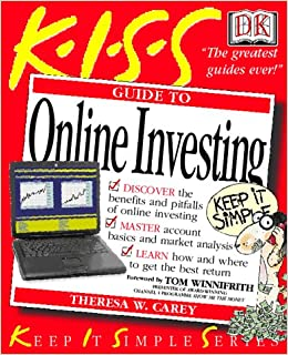 Book KISS Guide To On-Line Investing (Keep it Simple Guides)