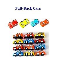 Forever Kidzz Mini Pull Back car Toys 12 pcs for Kids/Toddler Best Birthday Return Gift