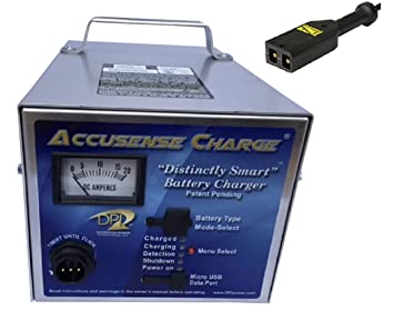 Amazon.com : 36volt 18amp Golf Cart Battery Charger for Ez-go : Golf on golf cart charger, troubleshoot 36 volt charger, lestronic 36 volt charger, ez go charger,