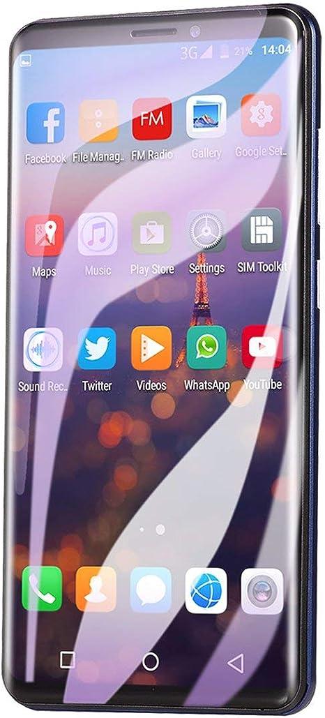 Garciasia para P20 Pro Smartphone Face ID Pantalla Completa Ai Smartphone Resistente al Agua Android 6.0 EU Plug (Color: Azul): Amazon.es: Electrónica