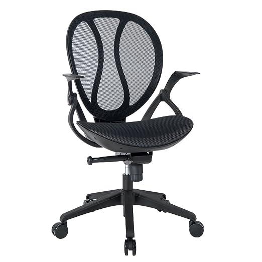 LIFE CARVER- Silla de escritorio ergonómica con respaldo ...