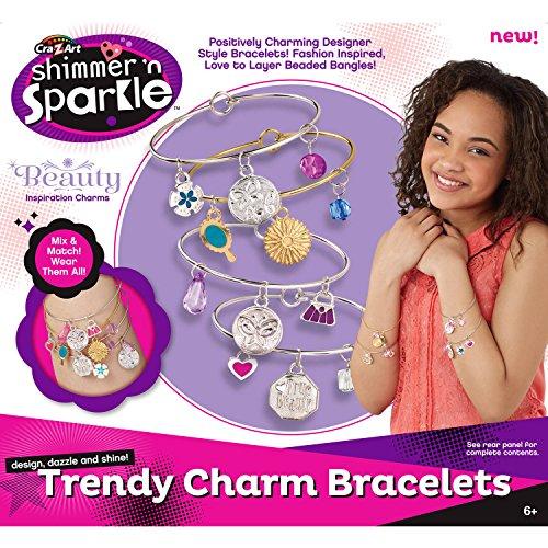 Cra Z Art 17146 Trendy Charm Bracelets product image