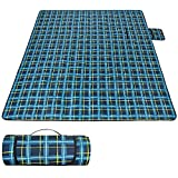 """MIRACOL Picnic Blanket, 80"""" x 80"""" Extra Large"""