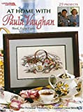At Home with Paula, Paula Vaughan, Leisure Arts, 1574867547