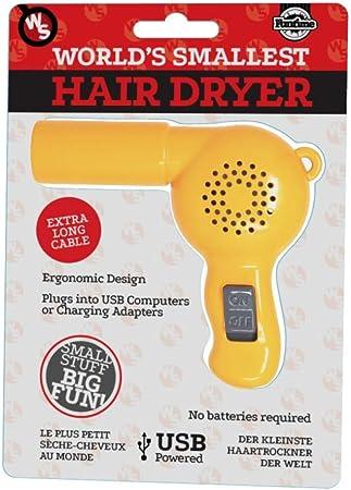 Der Kleinste Haartrockner Der Welt Mit Extra Langem Elektronik