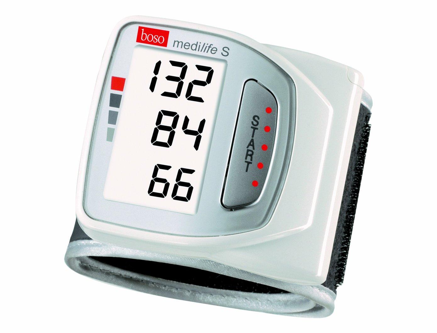 Boso Medistar S - Tensiómetro de muñeca (totalmente automático): Amazon.es: Salud y cuidado personal