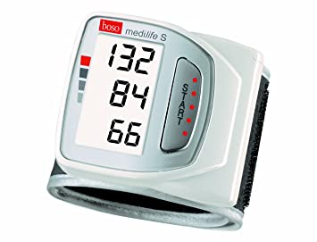 Amazon.com: Boso medilife S Automatic WRIST Blood Pressure ...