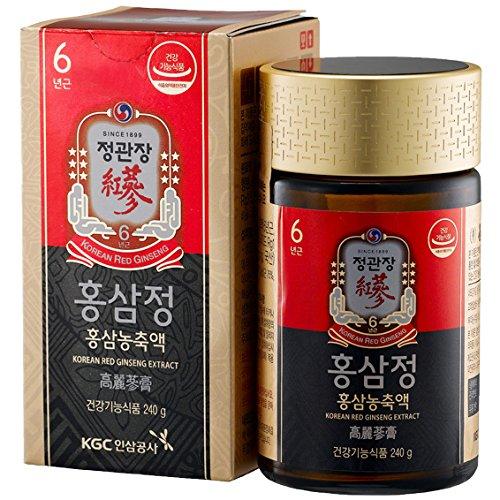 チョンクワンチャン韓国人参公社紅参エキス240グラムプラス Cheong Kwan Jang Korea Ginseng Corporation Red Ginseng Extract 240g PLUS 【並行輸入品】 B00KHSBEBO