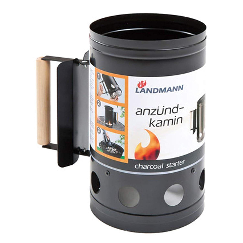 Landmann - Encendedor para barbacoas o chimeneas (altura aprox. 27,5...
