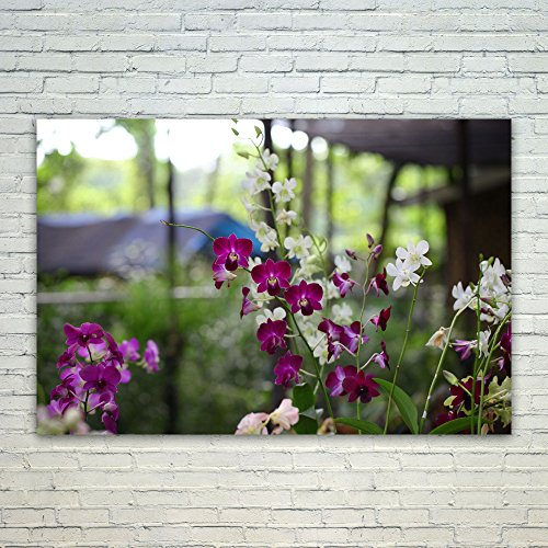 Westlake Art Poster Print Wall Art - Villanova Flower - Mode