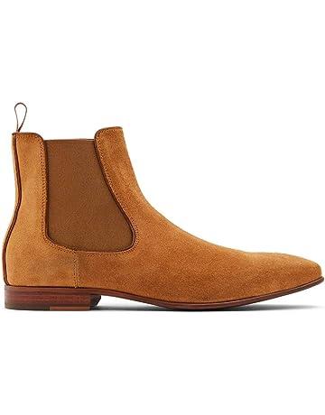 Mens Chelsea Boots   Amazon.com