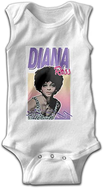 Nanabang Diana Ross Baby Boy Girl Sleeveless Baby Clothes ...