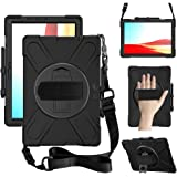 ZenRich Surface Pro X Case with Pencil Holder, Stand, Hand Strap and Shoulder Belt for Surface 13 inch Tablet zenrich…