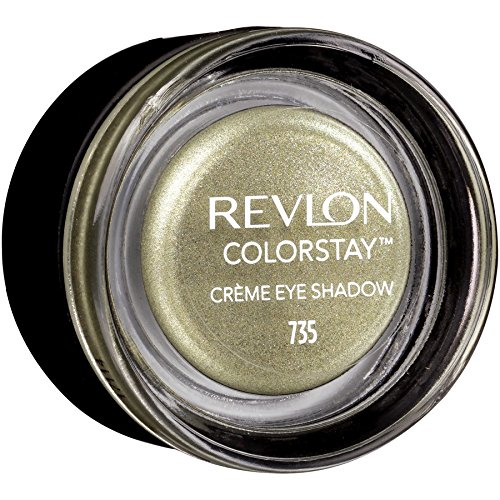 - Revlon ColorStay Crème Eye Shadow, Pistachio
