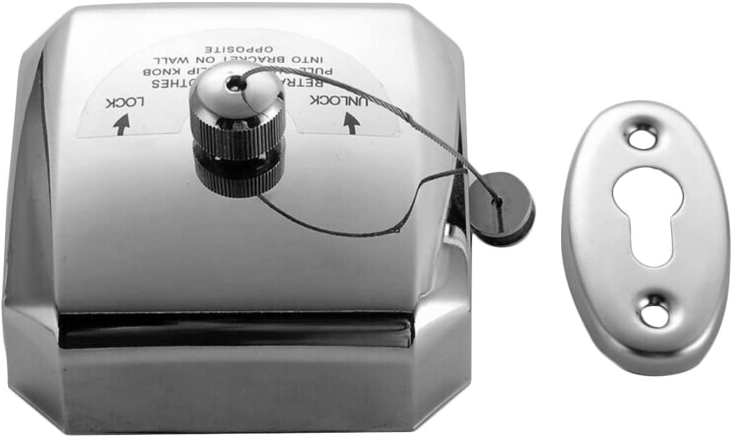 Teckpeak 4M Aufrollautomatik Rollsystem W/äscheleine ausziehbar aus rostfreier Stahl f/ür den Au/ßenbereich
