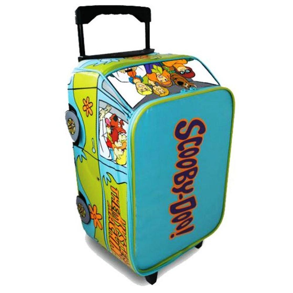 Official Scooby Doo Van Estilo Novedad Maleta Con Ruedas ...