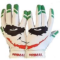 "Primal Baseball ""Smiley Baseball Batting Gloves (Adult Size Small)"