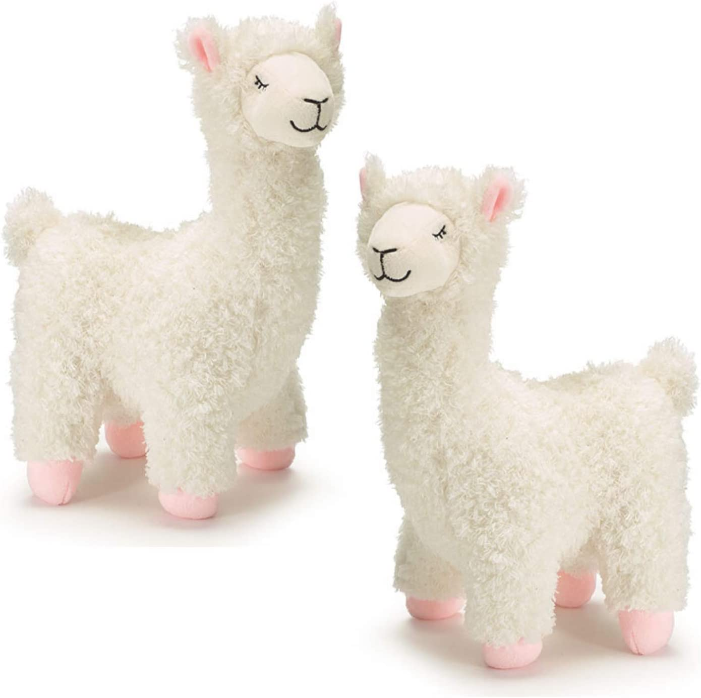 10 Smoochie Plush Pink Imperial Toy 22944 Fuzzbies