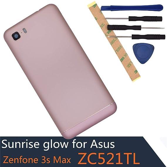 the latest 87a9c 20da2 Amazon.com: Compatible with Asus Zenfone 3s Max ZC521KL Metal ...