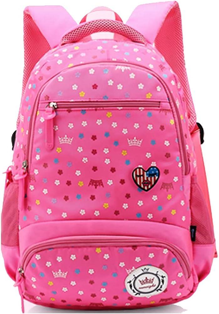 School Backpack Unisex Classic Lightweight Water Resistant Rucksack Travel Backpack Laptop