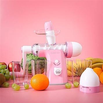 Exprimidor Saludable de Frutas y Vegetales Manual de Mano ...