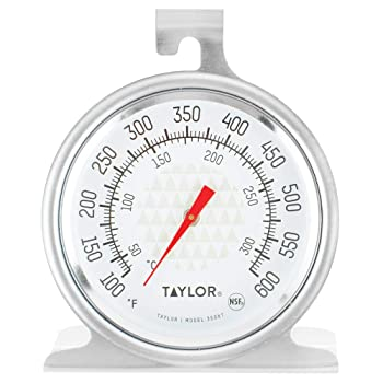 Taylor Precision Products 3506 TruTemp Oven Dial Thermometer