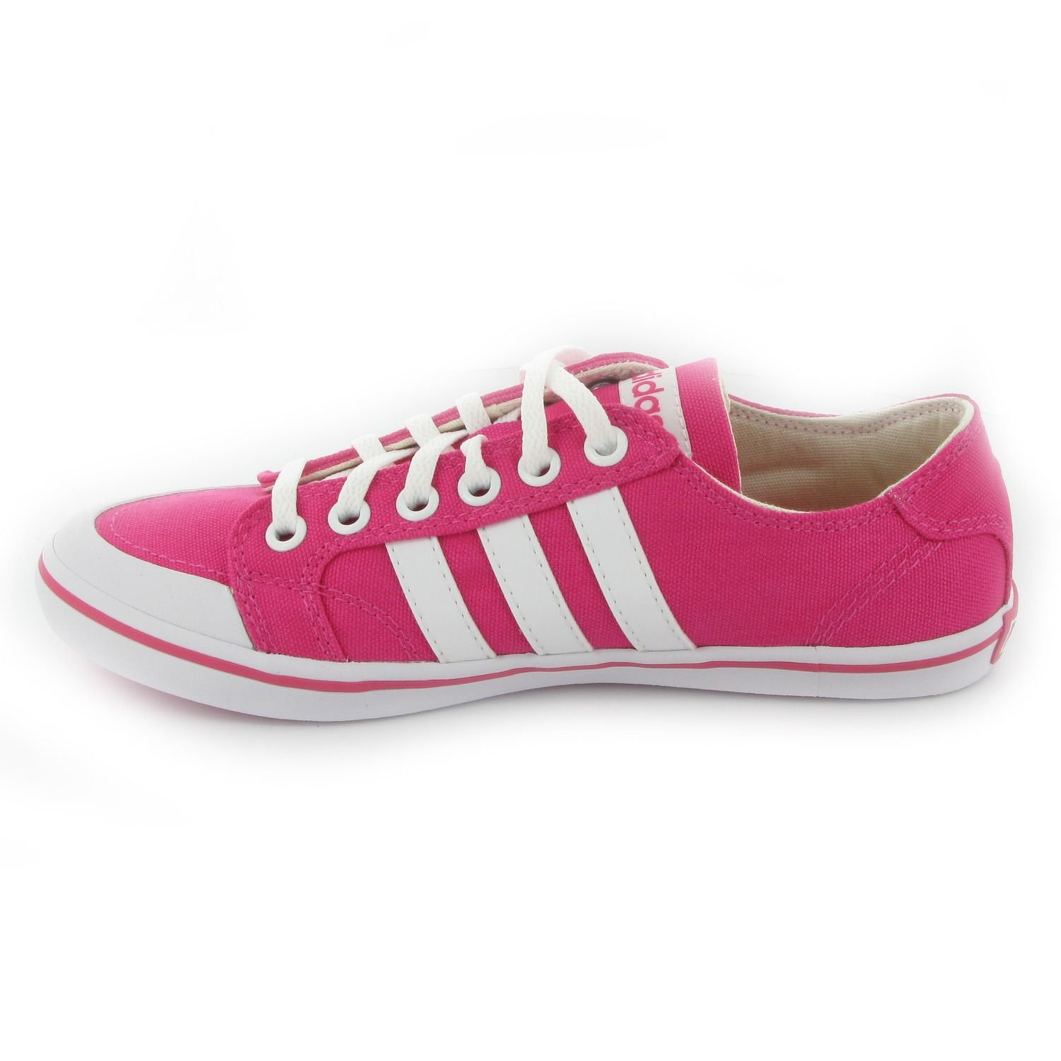 precios de remate incomparable fuerte embalaje adidas Clemente Lo Womens Trainers 7 Pink: Amazon.co.uk: Shoes & Bags