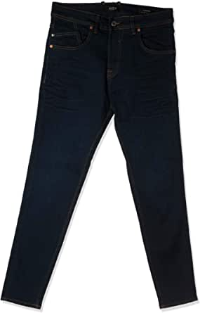 Guess Comfort Fit Jeans for Men - Blue