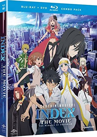 Amazon com: A Certain Magical Index: The Movie - The Miracle