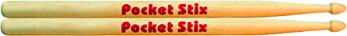 Pocket Stix 11-inch 5A Maple Drumsticks