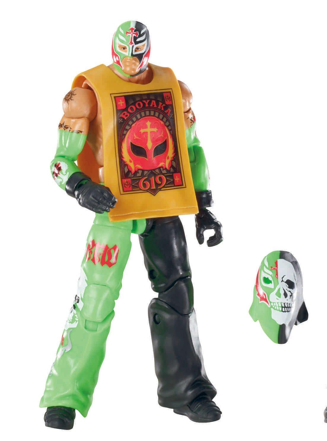 WWE Collector Elite Serie 18 Rey Mysterio Figur