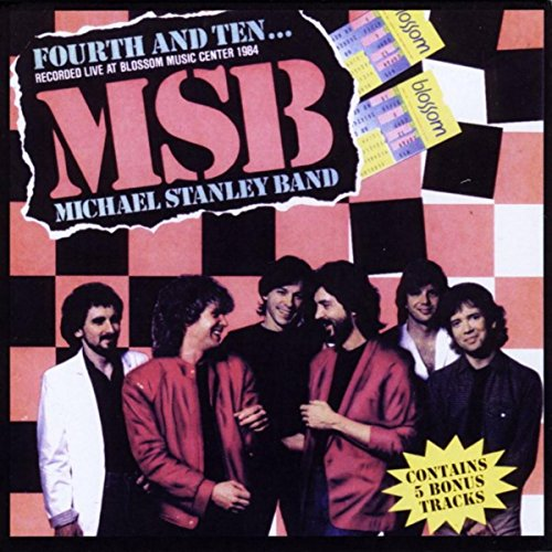 Fourth& Ten (Remastered) - Michael Stanley Band