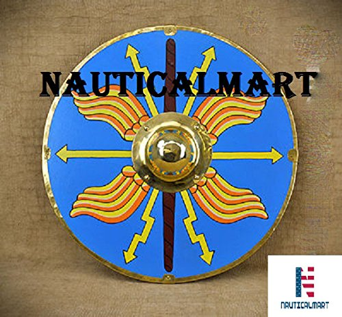 Roman Parma Shield - Blue by NAUTICALMART