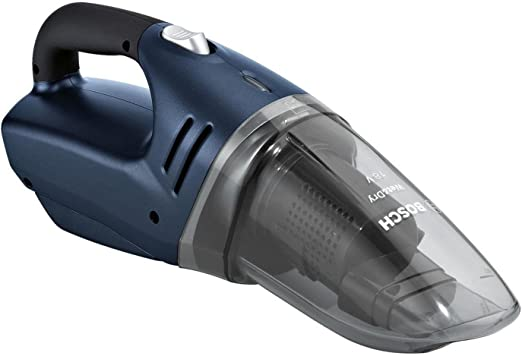 Bosch BKS4053 - Aspiradora de mano, 18 V, color azul: Amazon.es ...
