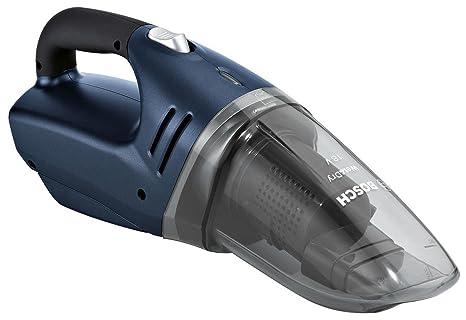 Bosch BKS4053 - Aspiradora de mano, 18 V, color azul