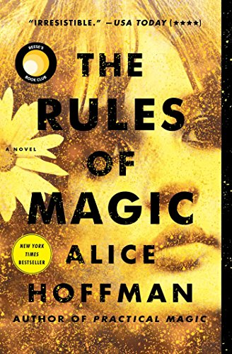 Book cover from The Rules of Magic: A Novel (The Practical Magic Series) by Alice Hoffman