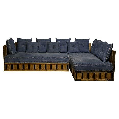 Rivestire Divano Ad Angolo.Divano Angolare Couch Sofa Couch Luminoso Rivestimento In Tessuto