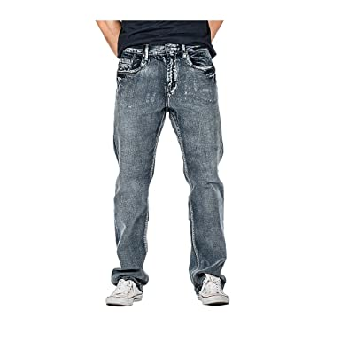 Suko Jeans for Men Comfort Fit Premium Denim Jeans 17275 VINTAGE ...