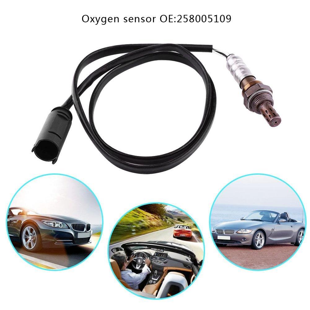 Keenso Professional Upstream Rear Air Fuel Ratio O2 Oxygen Sensor for BMW E39 E46 E53 E83 E85 Z3 Z4 0258005109