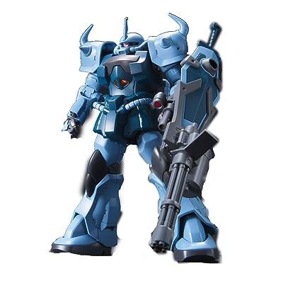 BANDAI Mobile Suit Gundam MS-07B-3 GOUF CUSTOM: Toys & Games