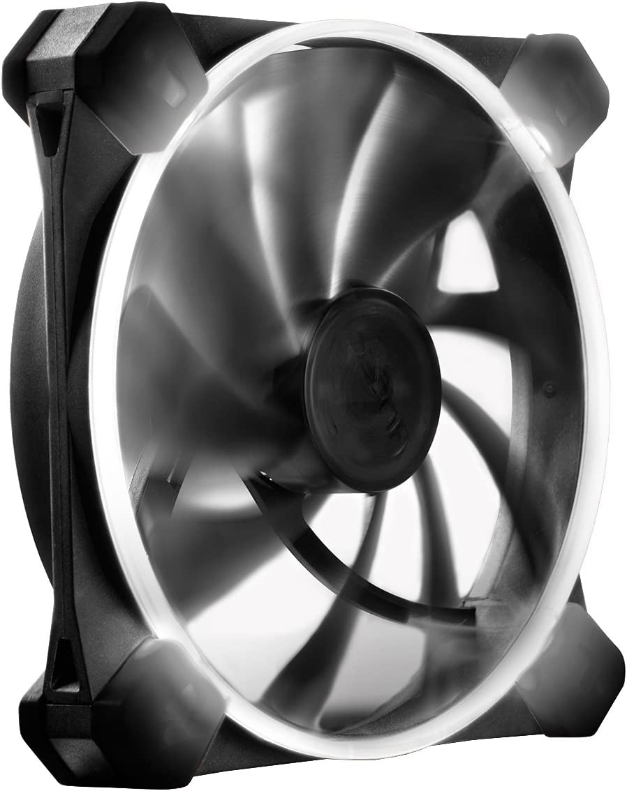 Antec True Quiet 120 UFO Cooling Case Fan 75292, White