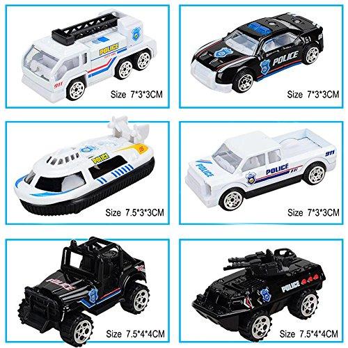 Gratuite De Metal Livraison Voiture Police Mini Véhicule 0OPkwNXZn8